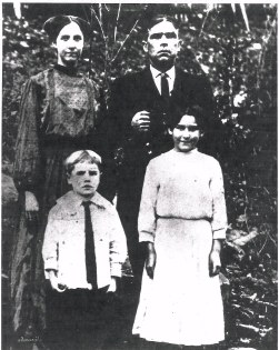 George Brooks and Family